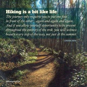 Hiking Ontario Trails
