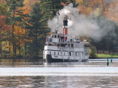 Muskoka Steam Ship