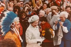 Queen Visits Brantford Chapel