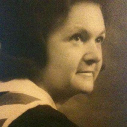 Mom - Marjorie Alexandria Guiler (nee McConachie) 1929 - 1978