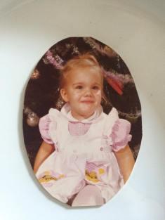 Christie Dawn Age 21 months