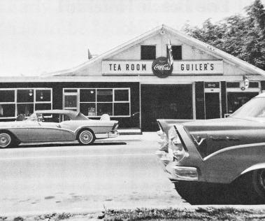 Guiler's Garaage and Tea Room