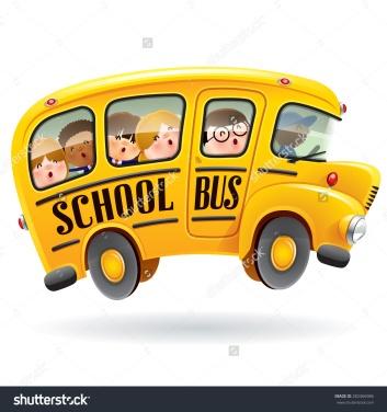 stock-vector-school-bus-kids-riding-on-school-bus-282366986