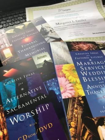 books re ceremonies